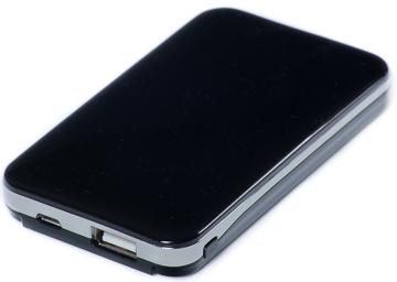 Купить Универсальная мобильная батарея PowerPlant/IP-5400/4000mAh/