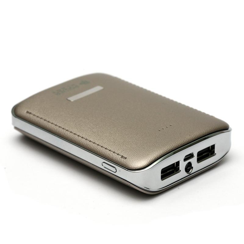 Купить Универсальная мобильная батарея PowerPlant/PB-LA9236/7800mAh/универсальный кабель