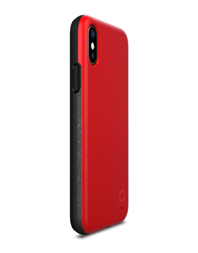 Купить Чехол Patchworks LEVEL ITG для iPhone X, красный