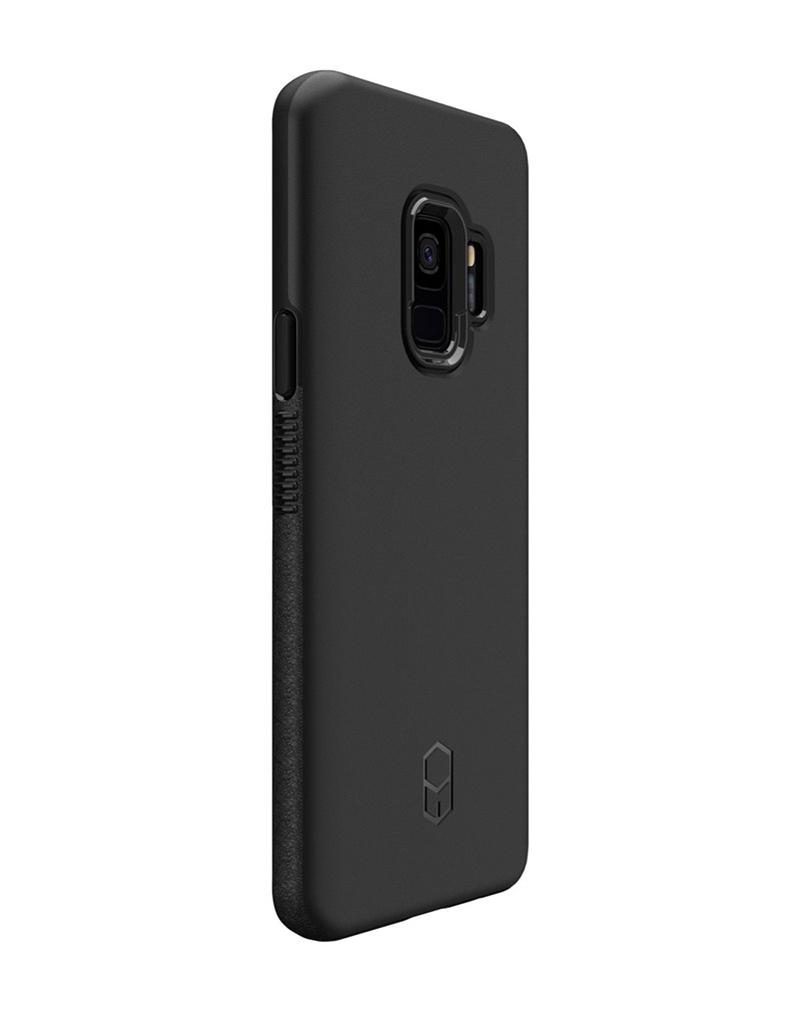 Купить Чехол Patchworks LEVEL ITG для Samsung Galaxy S9, черный