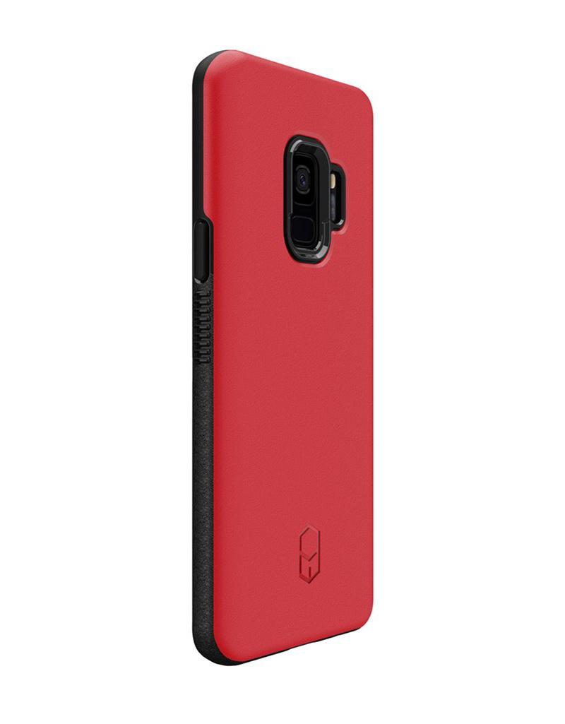 Купить Чехол Patchworks LEVEL ITG для Samsung Galaxy S9, красный