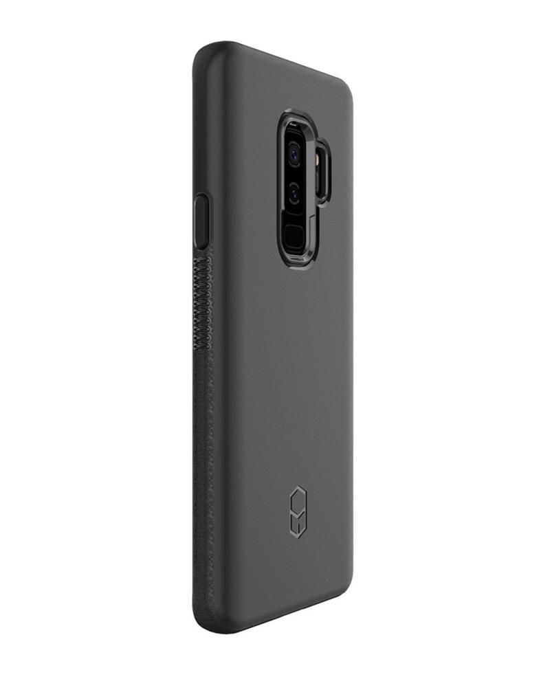 Купить Чехол Patchworks LEVEL ITG для Samsung Galaxy S9 Plus, черный