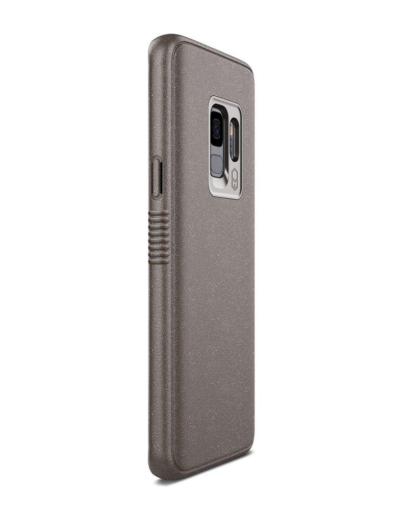 Купить Чехол Patchworks Mono Grip для Samsung Galaxy S9, серо-коричневый
