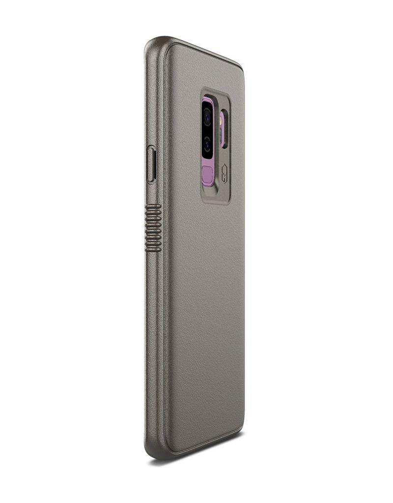 Купить Чехол Patchworks Mono Grip для Samsung Galaxy S9 Plus, серо-коричневый