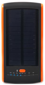 Купить Универсальная cолнечная мобильная батарея PowerPlant/PB-S12000/12000mAh/