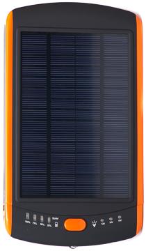 Купить Универсальная cолнечная мобильная батарея PowerPlant/MP-S23000/23000mAh/