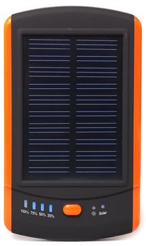 Купить Универсальная cолнечная мобильная батарея PowerPlant/MP-S6000/6000mAh/