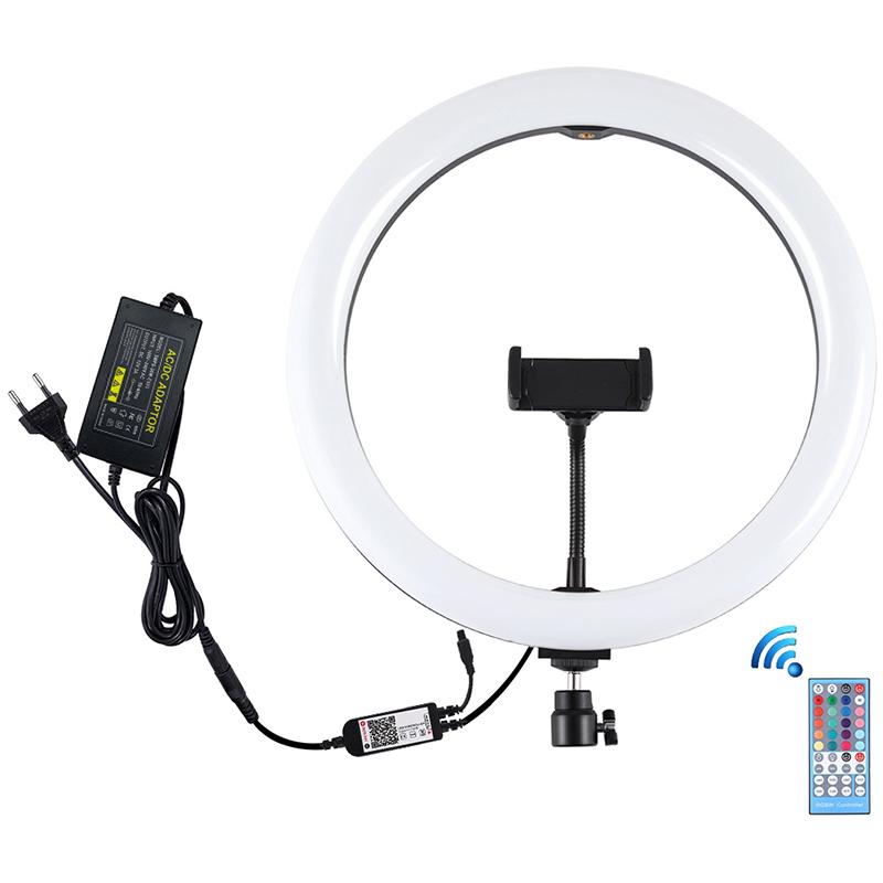 Купить Кольцевая LED лампа Puluz PU411EU 12
