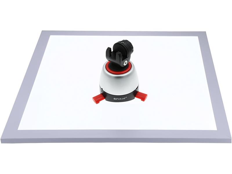Купить LED панель Puluz 1200LM для предметной съёмки, 34.7x34.7 см