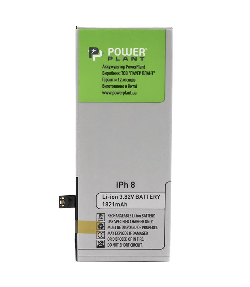 Купить Аккумулятор PowerPlant Apple iPhone 8 (616-00361) 1821mAh