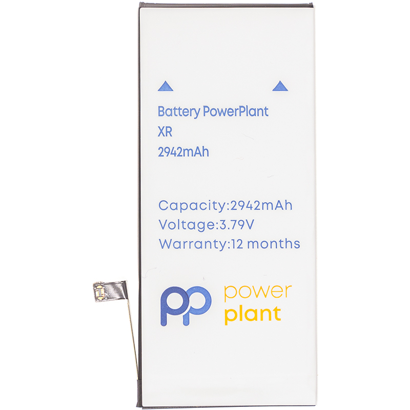 Купить Аккумулятор PowerPlant Apple iPhone XR (616-00471) 2942mAh