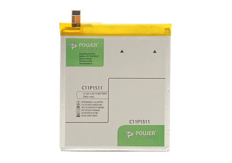 Купить Аккумулятор PowerPlant ASUS Zenfone 3 (C11P1511) 2900mAh