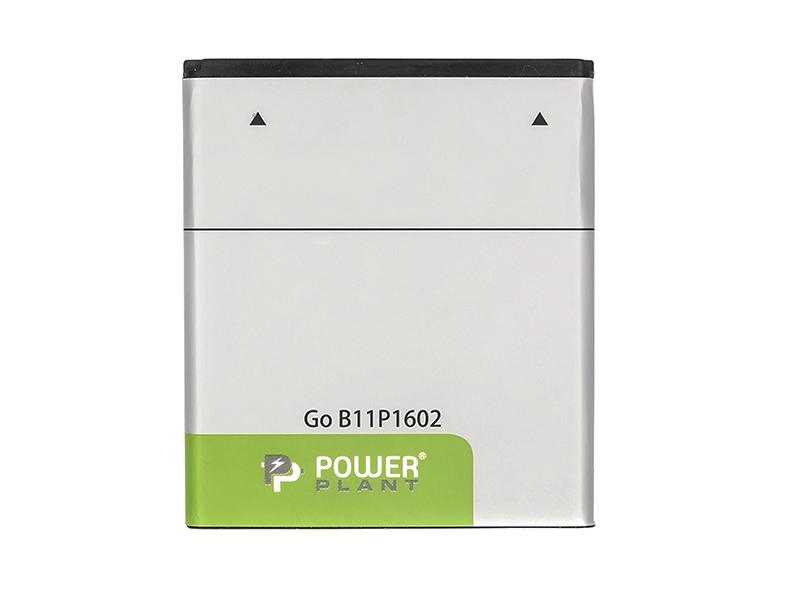 Купить Аккумулятор PowerPlant ASUS ZenFone Go (B11P1602) 1050mAh