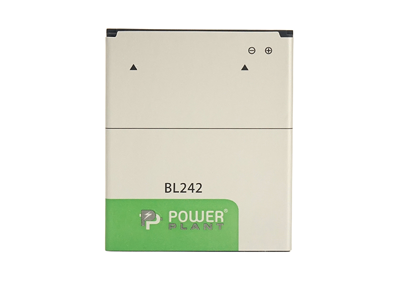 Купить Аккумулятор PowerPlant Lenovo A6000 (BL242) 2300mAh