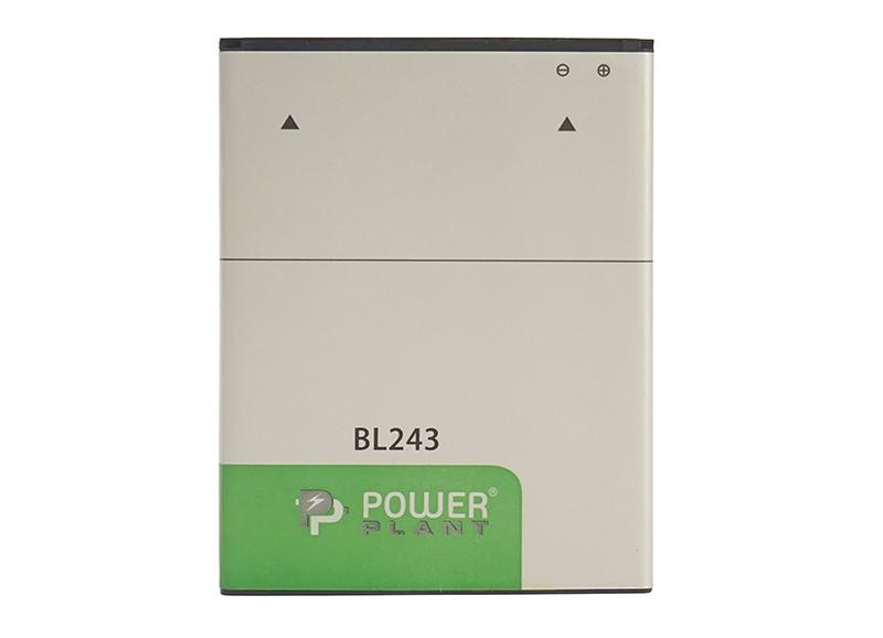 Купить Аккумулятор PowerPlant Lenovo K3 Note (BL243) 3000mAh