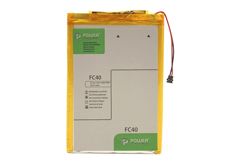 Купить Аккумулятор PowerPlant Motorola MOTO G (FC40) 2315mAh