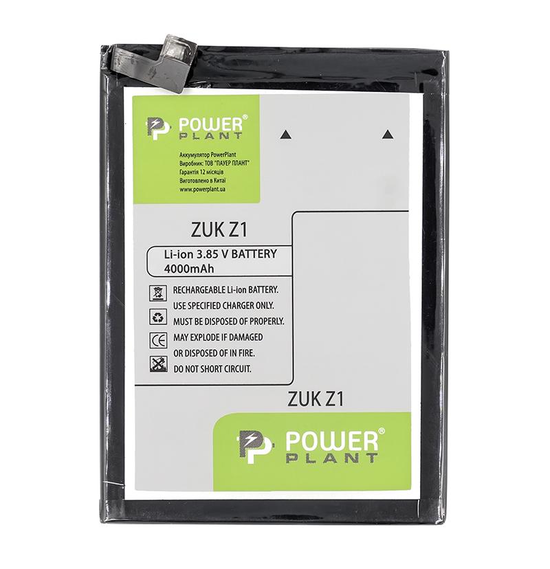 Купить Аккумулятор PowerPlant Lenovo ZUK Z1 (BL255) 4000mAh