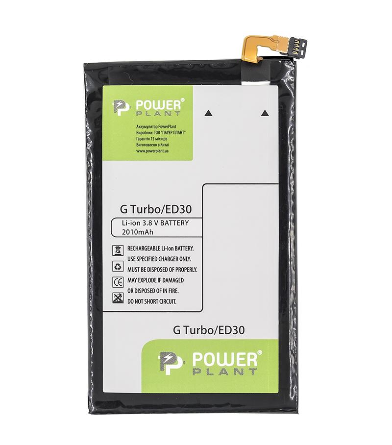 Купить Аккумулятор PowerPlant Motorola Moto G Turbo (ED30) 2010mAh