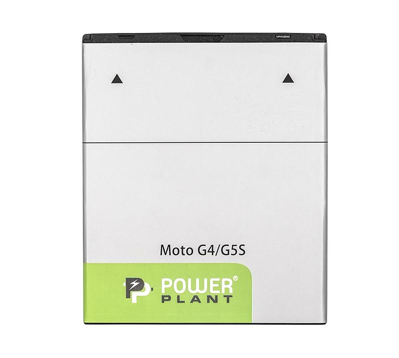 Купить Аккумулятор PowerPlant Motorola Moto G4/G5S (GK40) 2685mAh