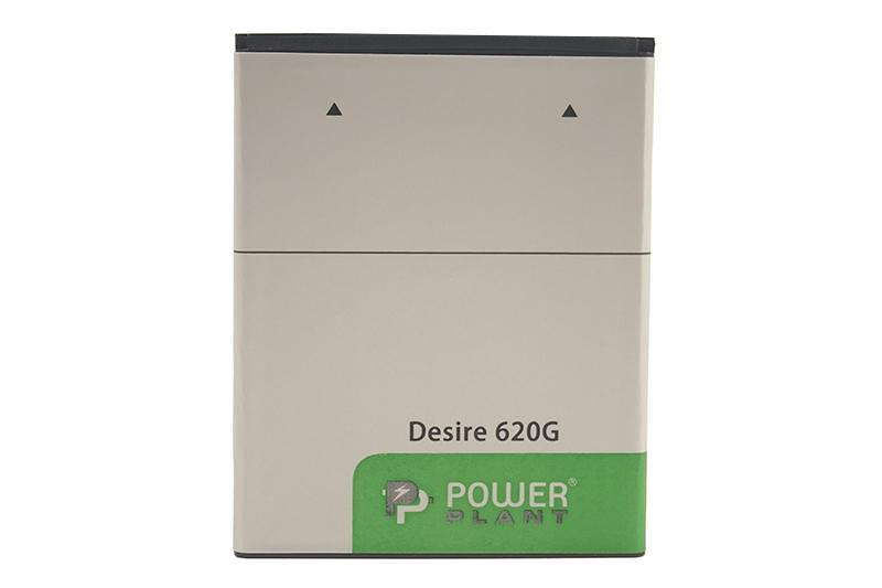 Купить Аккумулятор PowerPlant HTC Desire 620G (B0PE6100) 2100mAh