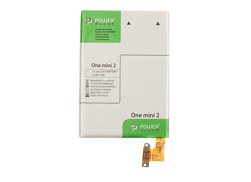 Купить Аккумулятор PowerPlant HTC One Mini 2 (B0P6M100) 2100mAh