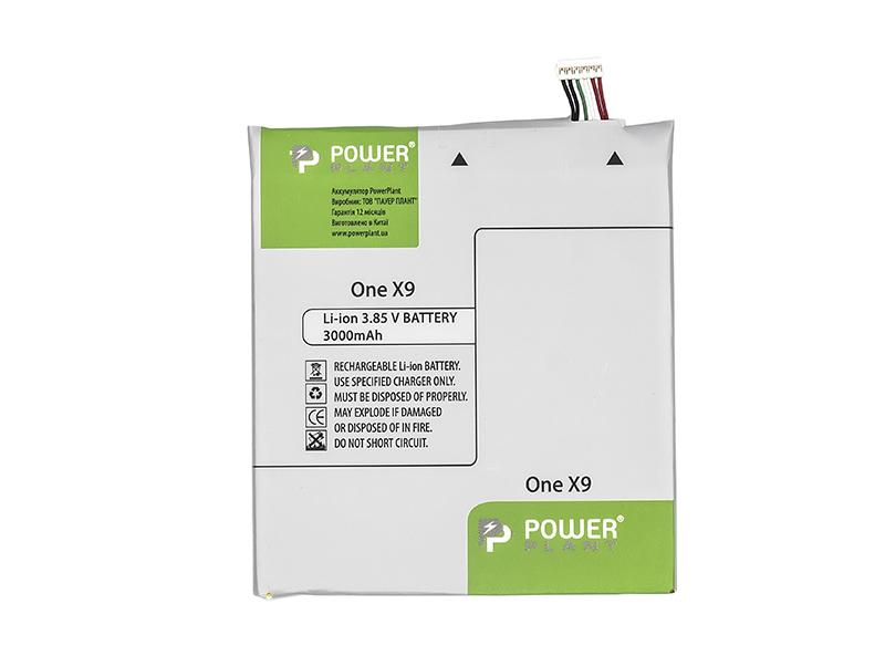 Купить Аккумулятор PowerPlant HTC One X9 (B2PS5100) 3000mAh
