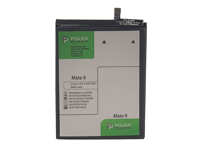 Купить Аккумулятор PowerPlant Huawei Mate 9 (HB396689ECW) 3900mAh