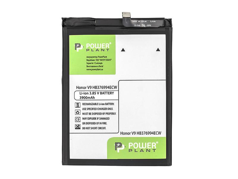 Купить Аккумулятор PowerPlant Huawei Honor V9 (HB376994ECW) 3900mAh