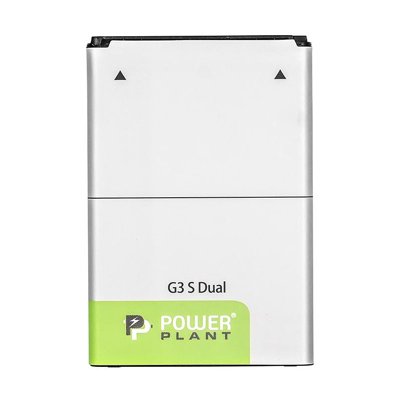 Купить Аккумулятор PowerPlant LG G3 S Dual 3500mAh