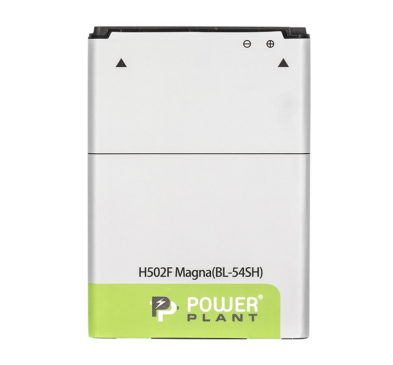 Купить Аккумулятор PowerPlant LG H502F Magna (BL-54SH) 2460mAh