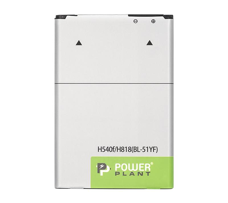 Купить Аккумулятор PowerPlant LG H540F/H818 (BL-51YF) 3000mAh