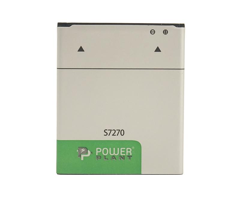 Купить Аккумулятор PowerPlant Samsung S7270 (B100AE) 1550mAh