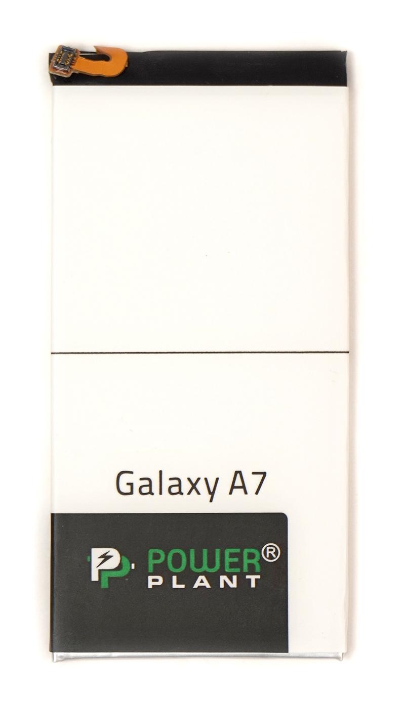 Купить Аккумулятор PowerPlant Samsung A700F (EB-BA700ABE) 2700mAh