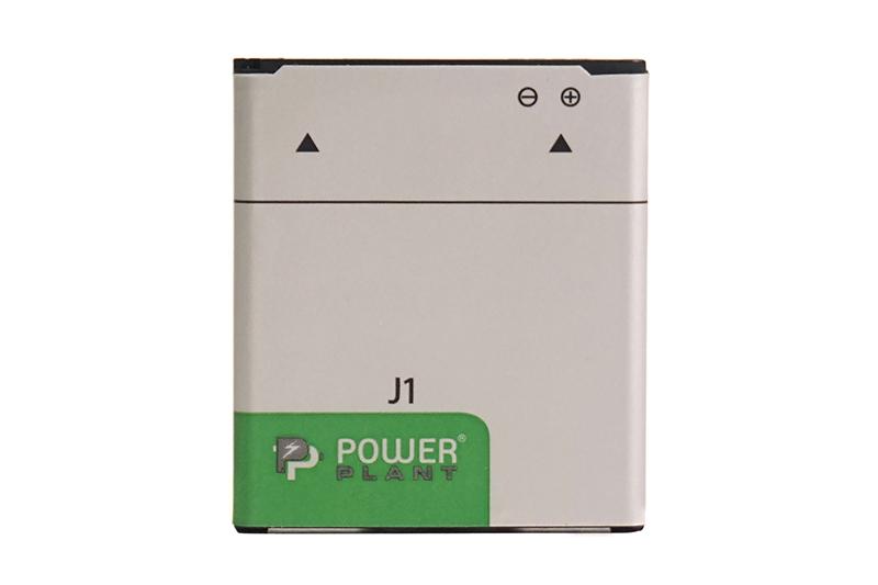 Купить Аккумулятор PowerPlant Samsung Galaxy J1 (EB-BJ100CBE) 1850mAh