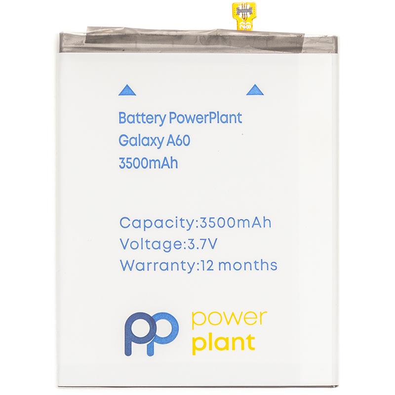 Купить Аккумулятор PowerPlant Samsung Galaxy A60 (EB-BA606ABU) 3500mAh