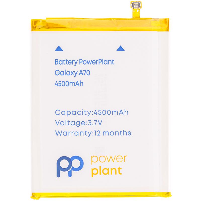 Купить Аккумулятор PowerPlant Samsung Galaxy A70 (EB-BA705ABU) 4500mAh