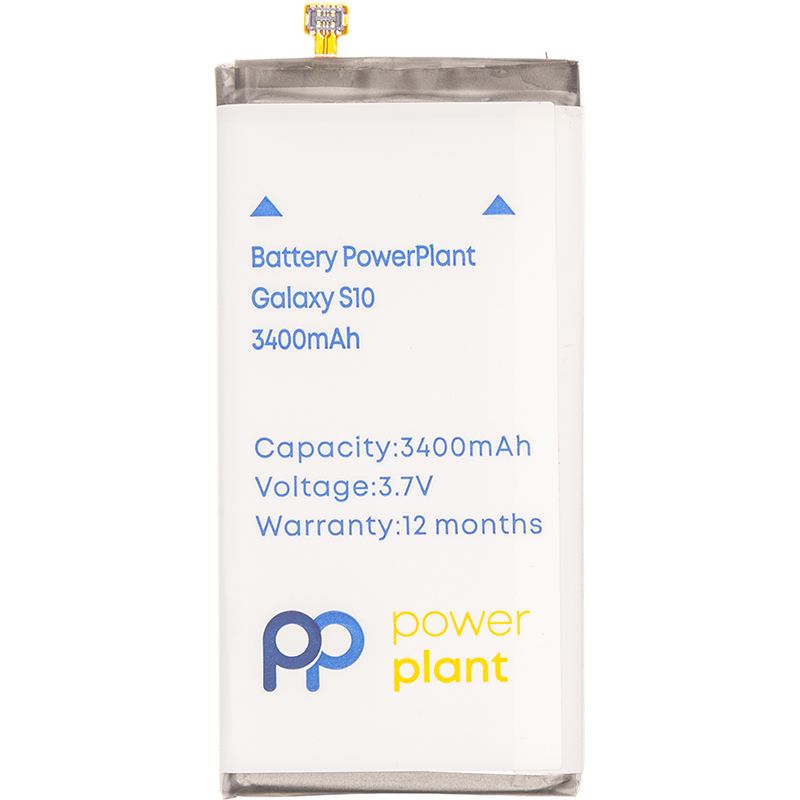 Купить Аккумулятор PowerPlant Samsung Galaxy S10 (EB-BG973ABU) 3400mAh