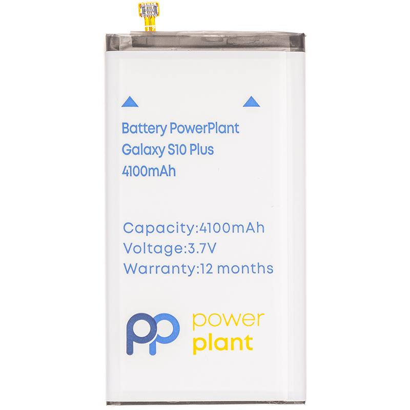 Купить Аккумулятор PowerPlant Samsung Galaxy S10 Plus (EB-BG975ABU) 4100mAh