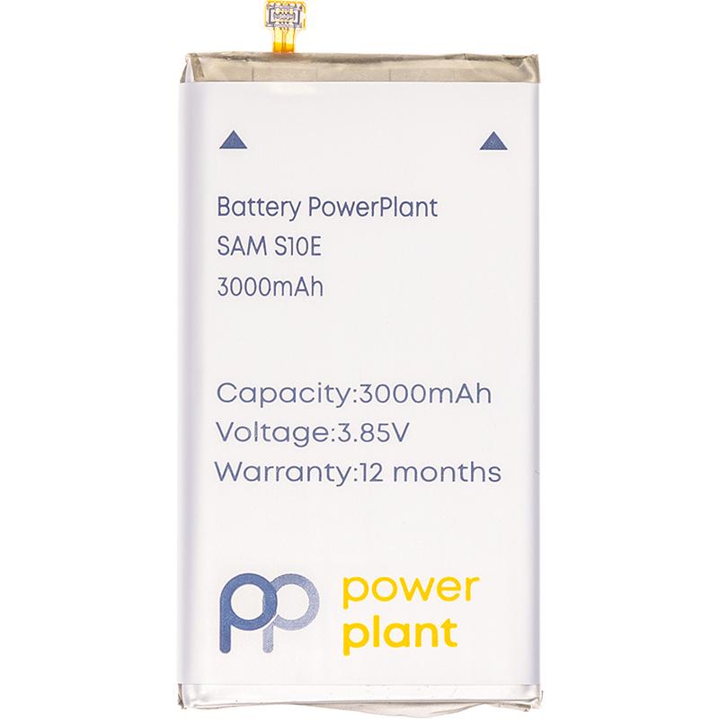 Купить Аккумулятор PowerPlant Samsung Galaxy S10e (EB-BG970ABU) 3000mAh