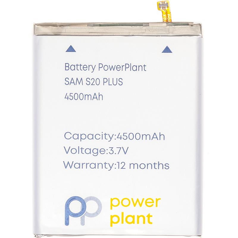 Купить Аккумулятор PowerPlant Samsung Galaxy S20 Plus (EB-BG985ABY) 4500mAh
