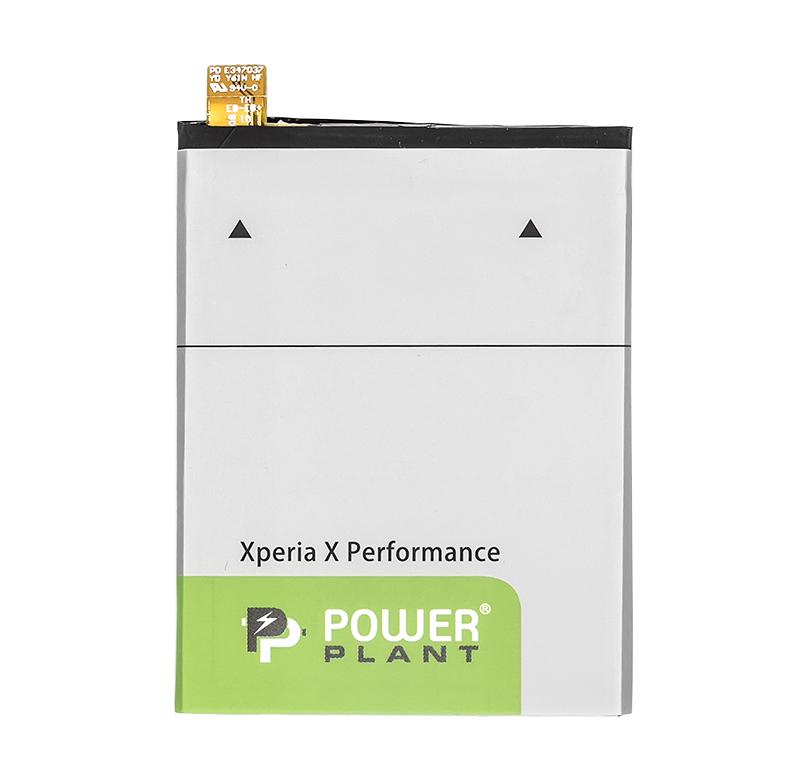Купить Аккумулятор PowerPlant Sony Xperia X Performance (LIP1624ERPC) 2700mAh