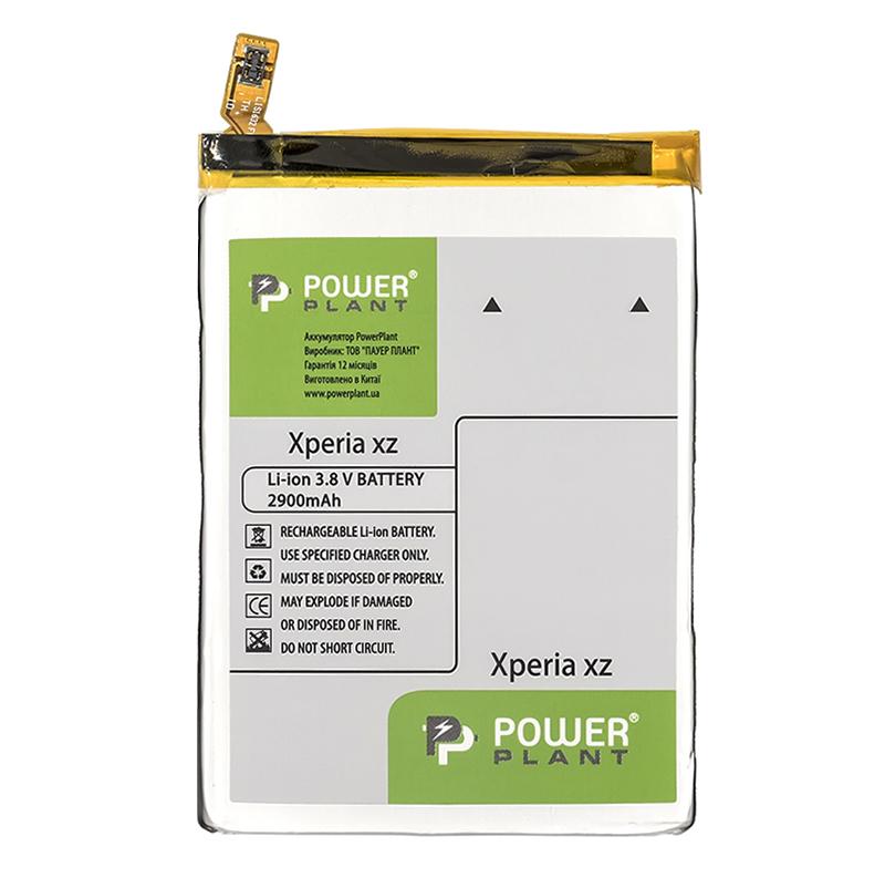Купить Аккумулятор PowerPlant Sony Xperia XZ (LIS1632ERPC) 2900mAh