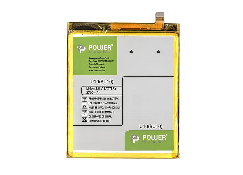 Купить Аккумулятор PowerPlant Meizu U10 (BU10) 2700mAh