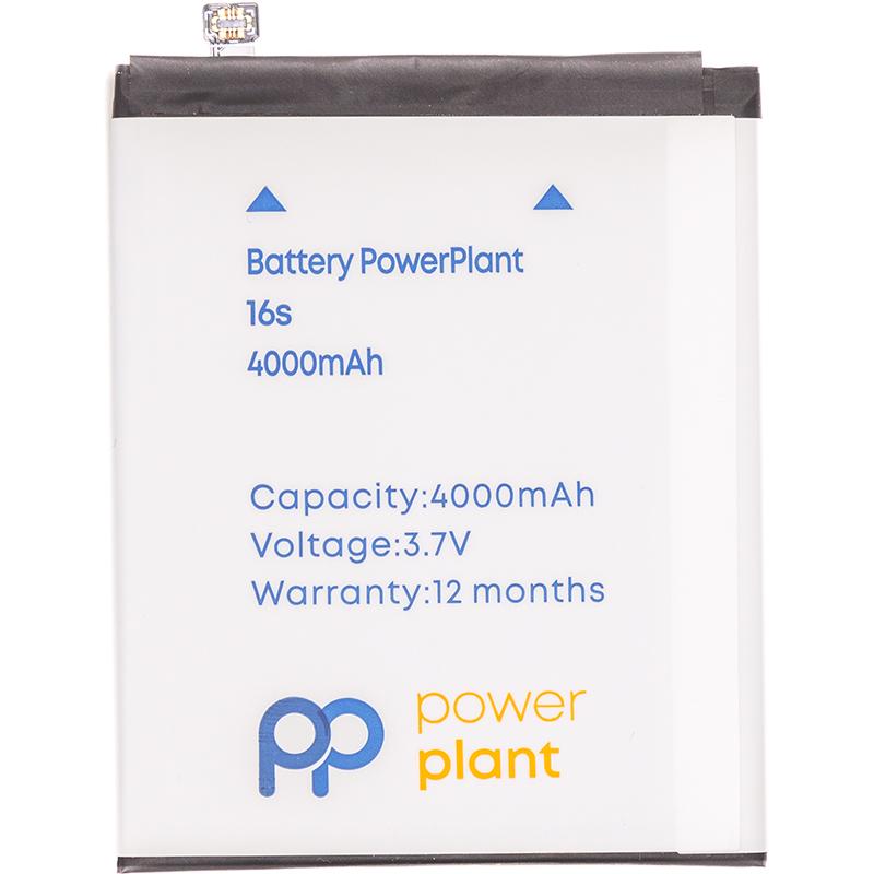 Купить Аккумулятор PowerPlant Meizu 16s (BA971) 4000mAh