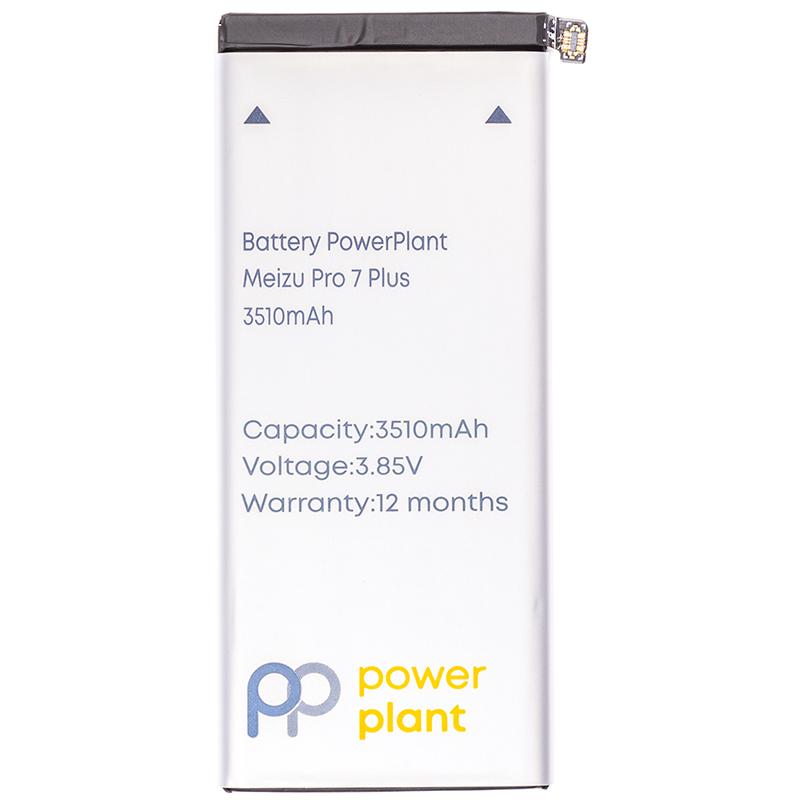 Купить Аккумулятор PowerPlant Meizu Pro 7 Plus (BA793) 3510mAh