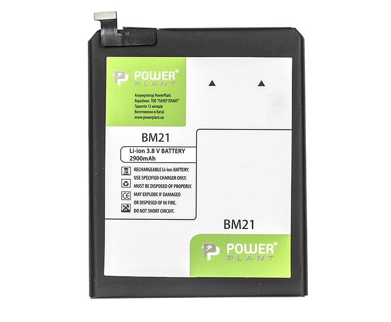 Купить Аккумулятор PowerPlant Xiaomi Mi Note (BM21) 2900mAh