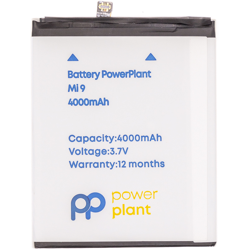 Купить Аккумулятор PowerPlant Xiaomi Mi 9 (BM3L) 4000mAh
