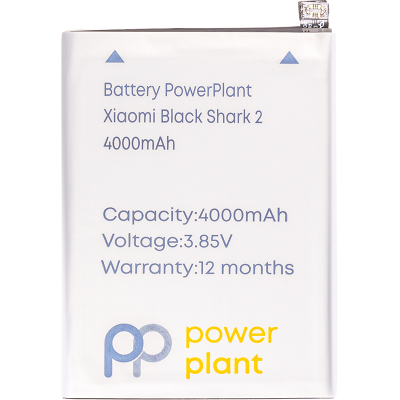 Купить Аккумулятор PowerPlant Xiaomi Black Shark 2 (BS03FA) 4000mAh