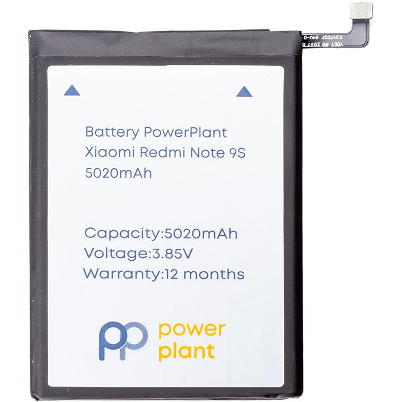 Купить Аккумулятор PowerPlant Xiaomi Redmi Note 9S