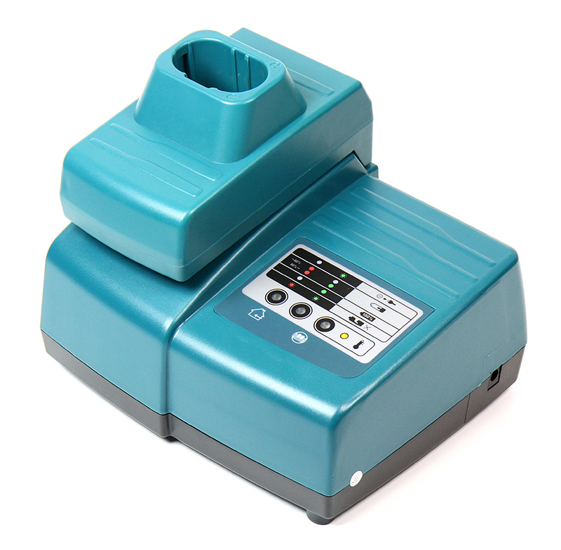 Купить Зарядное устройство PowerPlant для шуруповертов и электроинструментов MAKITA GD-MAK-CH01